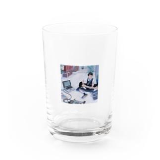 Instrumental Water Glass