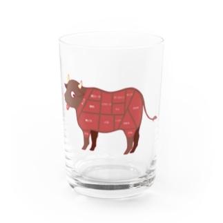 牛肉の部位 Water Glass