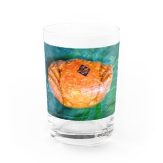 カニ Water Glass