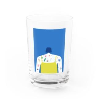 タトゥー Water Glass