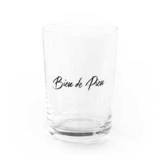 Bien de Pien(鼻炎でぴえん) Water Glass