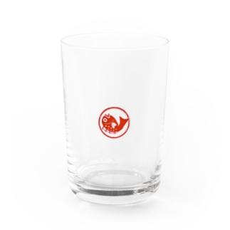 真鯛印 Water Glass