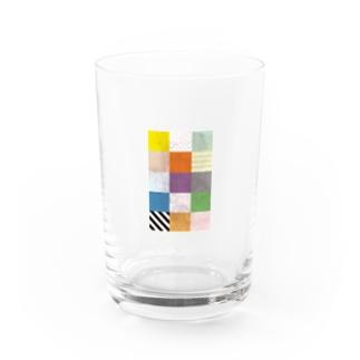 カラフルタイル Water Glass