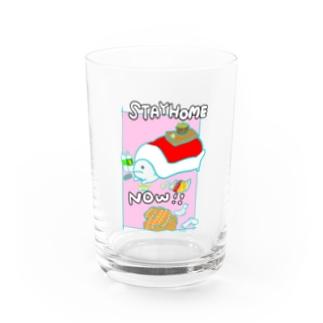 StayHome!② Water Glass
