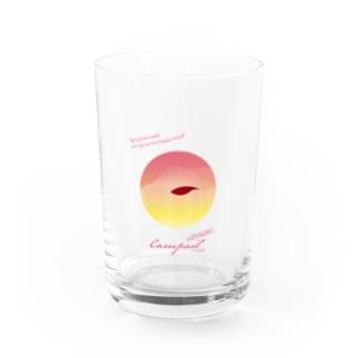 Spring has come! -Sakura Pink!- Water Glass
