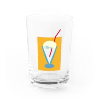 ジュース Water Glass