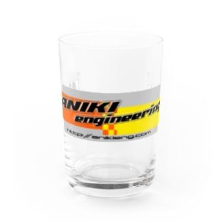 Team「ANIKI ENGINEERING」 Water Glass