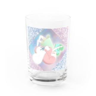 愛に溢れる世界へ Water Glass