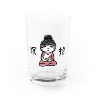 瞑想 Water Glass