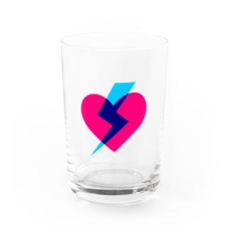 ズキューーン Water Glass