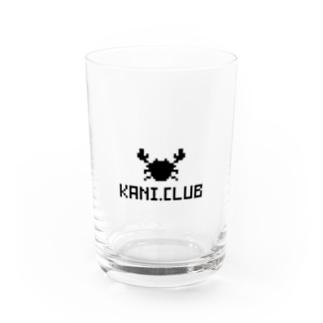 ドット絵 カニ  Water Glass