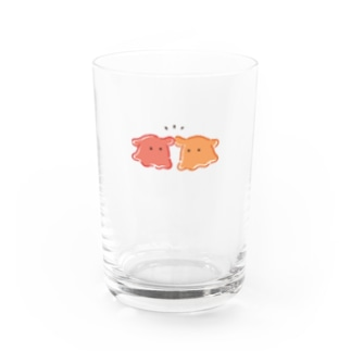 めんだことめんだこ Water Glass