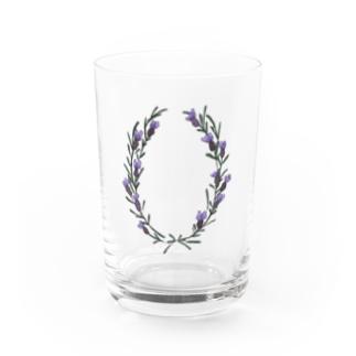 『あなたを待っています』 Water Glass