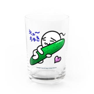 忠太君④ Water Glass