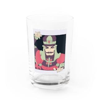 【創作三国志】袁紹 Water Glass