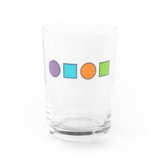 ○□○□ Water Glass