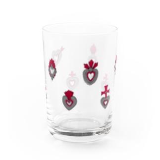 Corazón Water Glass