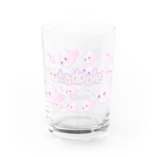 tadpole Water Glass