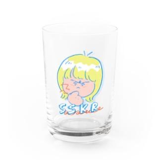 ササクレ Water Glass