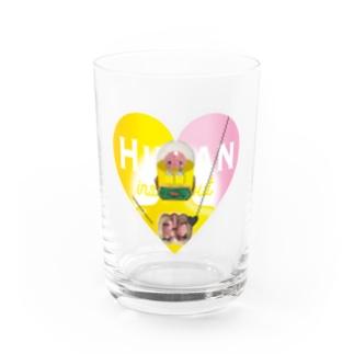 HUMAN Water Glass