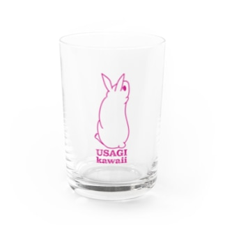 USAGI kawaii Water Glass