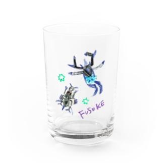asobitoのくわがた | CREATOR:FUSUKE Water Glass