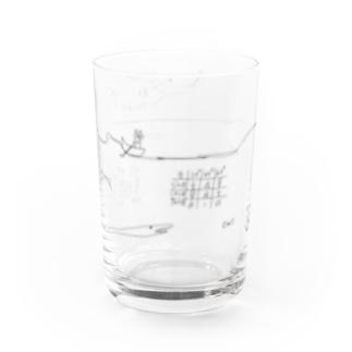学習 Water Glass