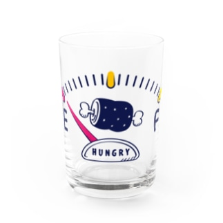 CT141 Hungry gauge Water Glass