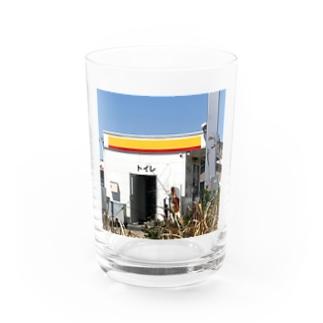 ド直球 Water Glass