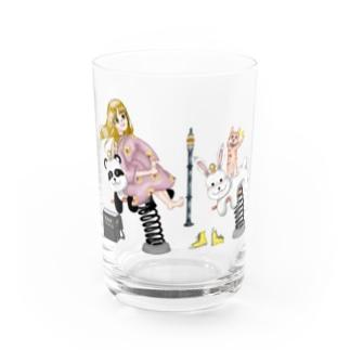 月光浴 Water Glass