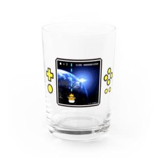 【ぐでたまYouTubeグッズ】グラスC Water Glass