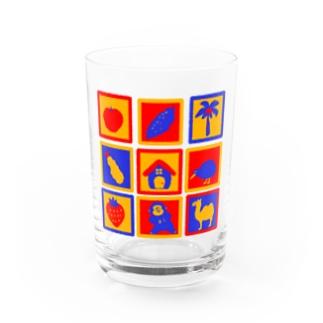 絵しりとり Water Glass