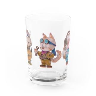 犬狼兎 Water Glass