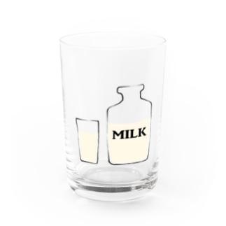ミルクの時間 Water Glass