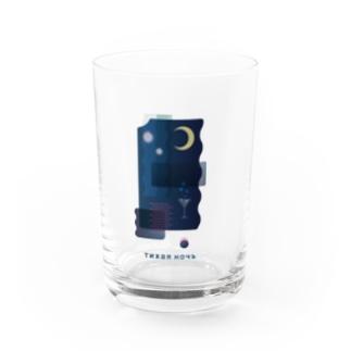 тихая ночь(静かな夜) Water Glass