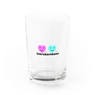 toarukarekano Water Glass