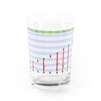 素数ゼミのしくみ Water Glass