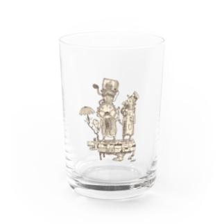 無意識領域 Water Glass