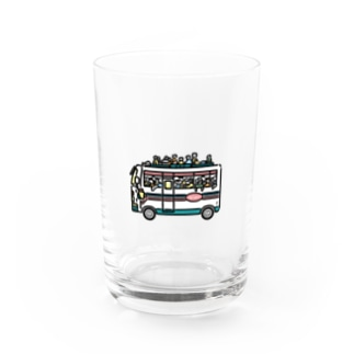 BUS Water Glass