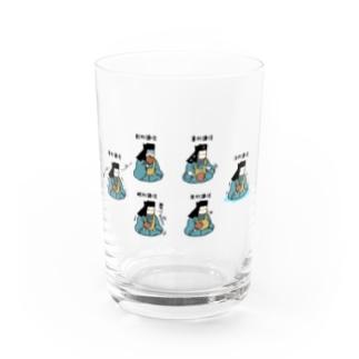 色々な謙信2 Water Glass