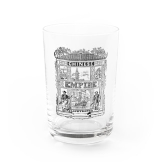 THE CHINESE EMPIRE Water Glass