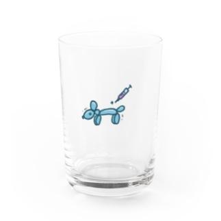 バルーンアート Water Glass