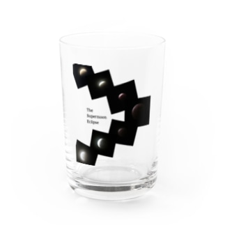 The Supermoon Eclipse 2021/05/26 Water Glass