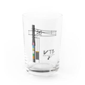 WTBと電柱(高崎エリア) Water Glass