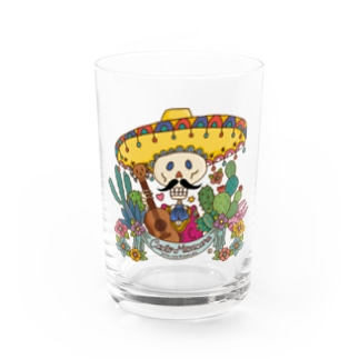Cacto Water Glass
