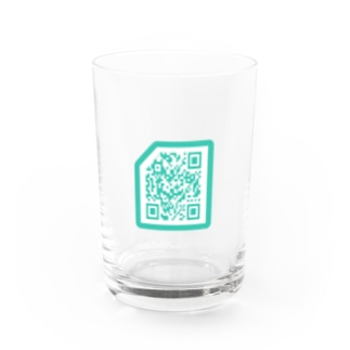 QRコード Water Glass