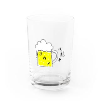 オカン休憩中 Water Glass