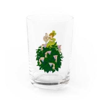 紫陽花 Water Glass