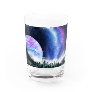 『Divine Grace』 Water Glass