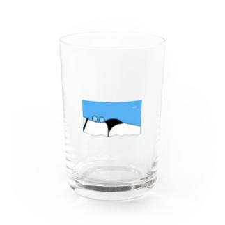 Melvilleのビーチサイド Water Glass